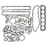 1409-3015 John Deere Parts Complete Gasket Set 4320 COMPACT TRACTOR; 4430; 4630; 4630 SPRAYER; 5440 FORAGE HARVESTER; 6600 COMBINE; 6600 INDUST/CONST; 6600 SPRAYER; 690B EXCAVATOR; 693C FELLER BUNCHER