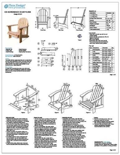 Fantastic Child Adirondack Chair Woodworking Plans Full Sized Machost Co Dining Chair Design Ideas Machostcouk