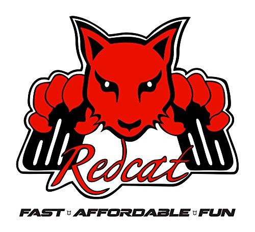 Redcat Racing 880008 Alum. Susp. Amr Mount(F/R) 4P/Flat Head Machine Hex. Screws 424mm4P ()