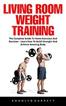 Living Room Weight Training Exercises ebook product image