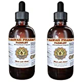 Parsley Liquid Extract, Organic Parsley (Petroselinum crispum) Tincture 2x2 oz