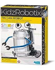 4M 4153 KidzRobotix Tin Can Robot