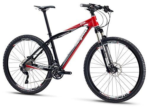 """Mongoose Meteore Expert Mountain Bike 27.5"""" Wheel, Red"""