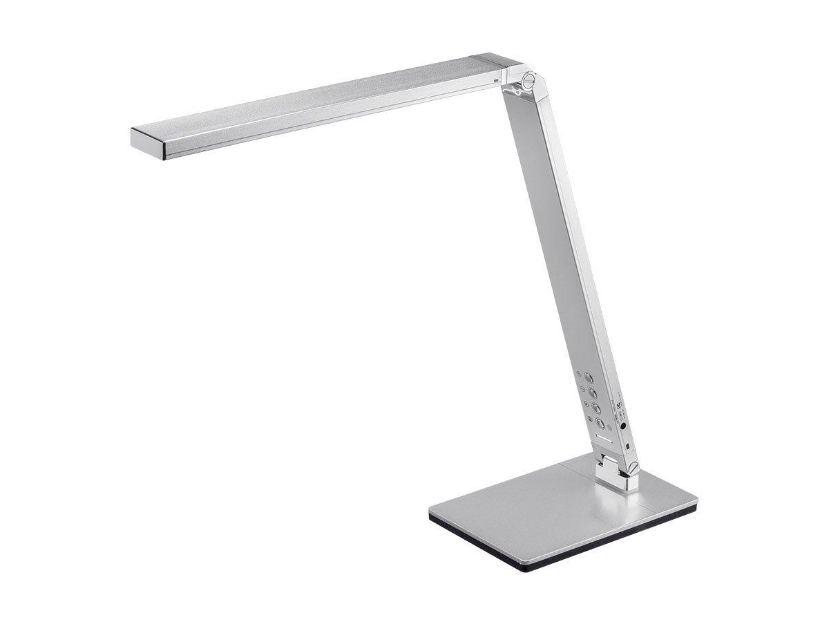 Monoprice LED Aluminum Desk Lamp, Silver - (116365) by Monoprice (Image #6)