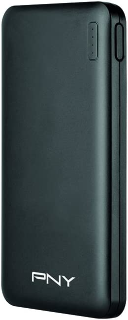 PNY PowerPack Slim 5000 batería Externa Black 5000 mAh: Amazon.es ...