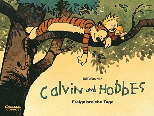 Calvin und Hobbes 8: Ereignisreiche Tage Taschenbuch – Oktober 2007 Bill Watterson Waltraud Götting Carlsen 3551786186