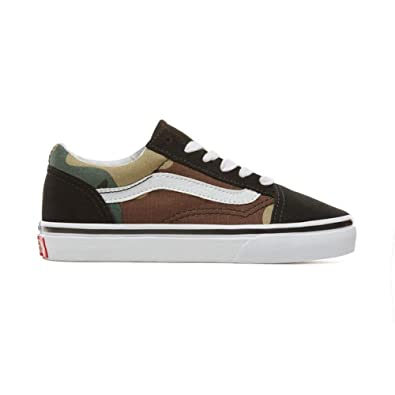 d88e57616e3c8b Vans Shoes Old Skool (Woodland Camo) Black 30.5  Amazon.com.au  Fashion