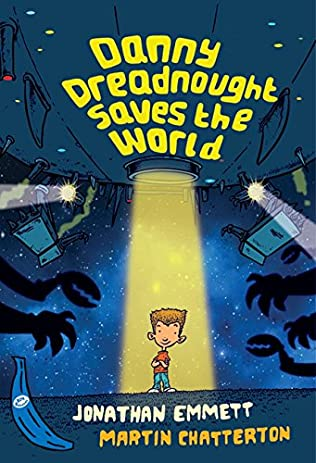 book cover of Danny Dreadnought Saves the World