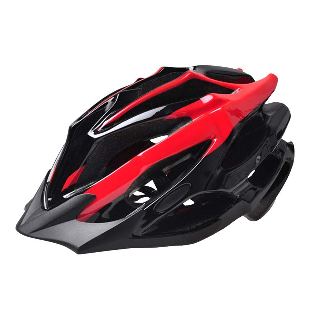 Thiningstars Adult Cycling Bike Helmet,Mountain Bicycle Road Bike Helmet Safety Protection Anti-Collision and Shock Absorption