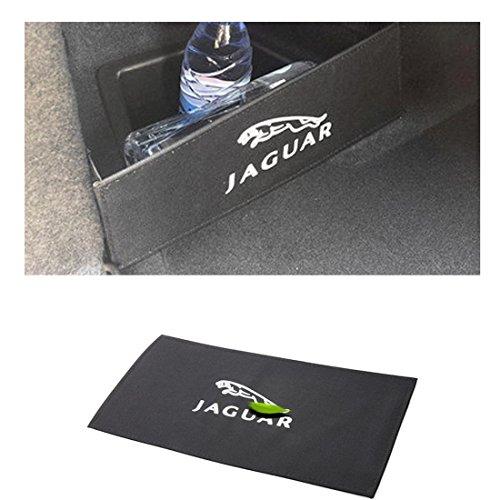 Car Trunk Organizer, Trunk Storage, Trunk Baffle for Jaguar (XE) by KMT