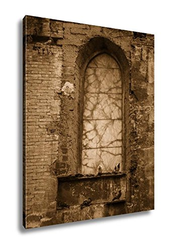 Ashley Canvas Valencia City Spain, Wall Art Home Decor, Ready to Hang, Sepia, 20x16, AG6166768 by Ashley Canvas