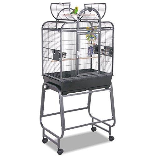 Montana Cages | Sittichkäfig, Käfig, Voliere, Vogelkäfig Mini San Remo - Antik DAS ALLROUND-TALENT