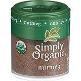 SIMPLY ORGANIC MINI NUTMEG ORG, 0.53 OZ