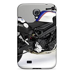 New EekVp6926sDccI The New Bmw F 800 R Tpu Cover Case For Galaxy S4