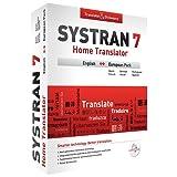 Systran 7 Home Translator  Anglais-Europe