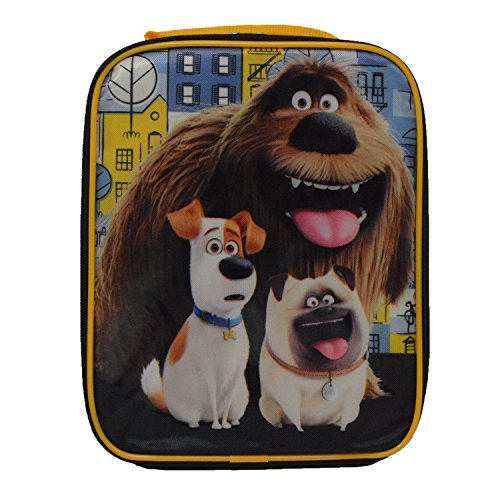 The Secret Life of Pets Duke, Max and Mel Lunch Kit