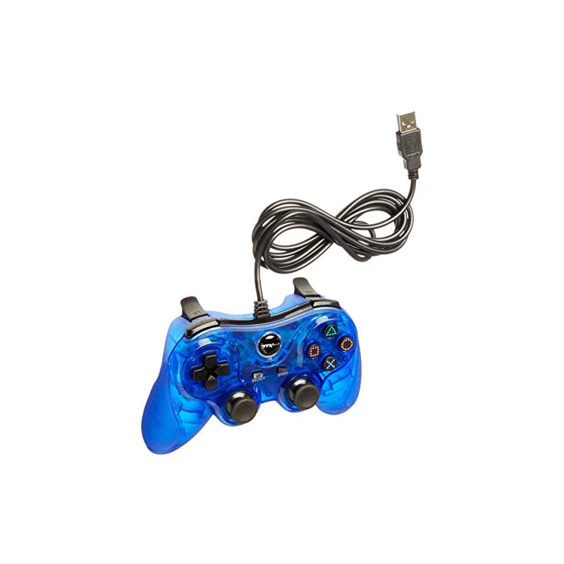 ttx-ps3-wired-usb-controller-blue