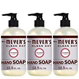 Mrs. Meyer's Clean Day Liquid Hand Soap, Lavender Scent, 12.5 ounce bottle (Pack of 3): more info