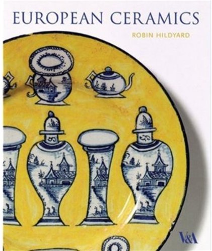 European Art Glass - European Ceramics (V&A decorative arts series)