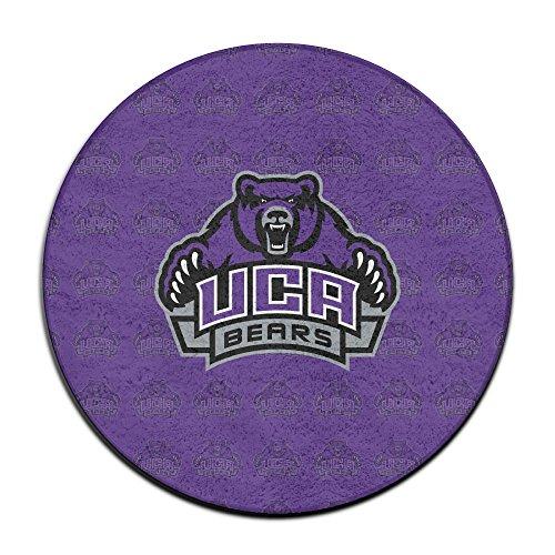 Central Arkansas Bears Round Floormats