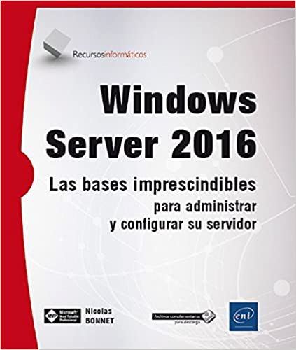 Libro Windows Sever 2016