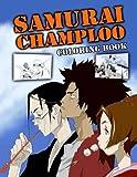 Samurai Champloo Coloring Book