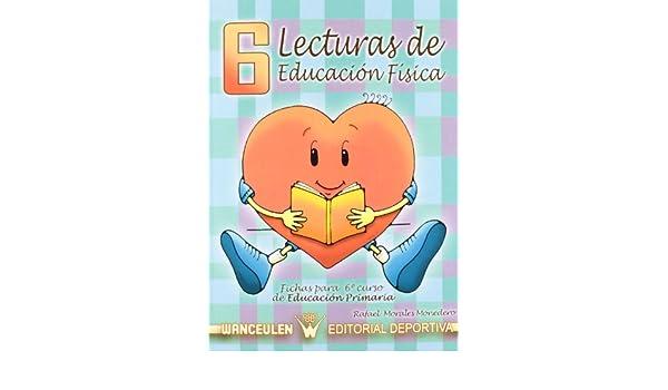 Lecturas De Educación Física. Fichas De 6º De Primaria ...