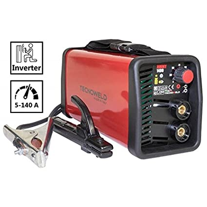 A soldador Inverter 140 A – Jimmy 1400 caso