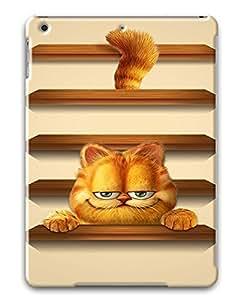 iPad Air Garfield Shelves278 PC Custom iPad Air Case Cover Black