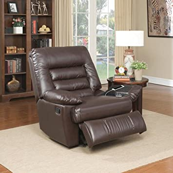 Recliner Massage Chair with Memory Foam Featuring Multi-Setting Dual Motor and Remote Control & Amazon.com: Recliner Massage Chair with Memory Foam Featuring ... islam-shia.org