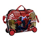 Marvel Spiderman Koffer, 39 Liter, Rot