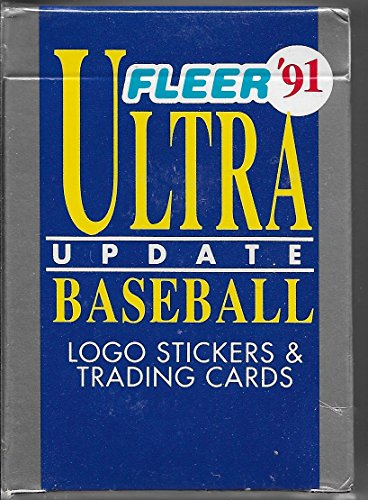 1991 Fleer Ultra Baseball Complete Update Set New In Box Bagwell Irod Rookies