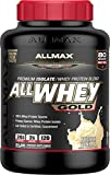 ALLMAX Nutrition AllWhey Gold Whey Protein, Vanilla, 5 lbs Review