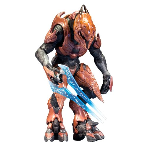McFarlane Toys Halo 4 Series 1 - Elite Zealot with Energy Sword Action Figure