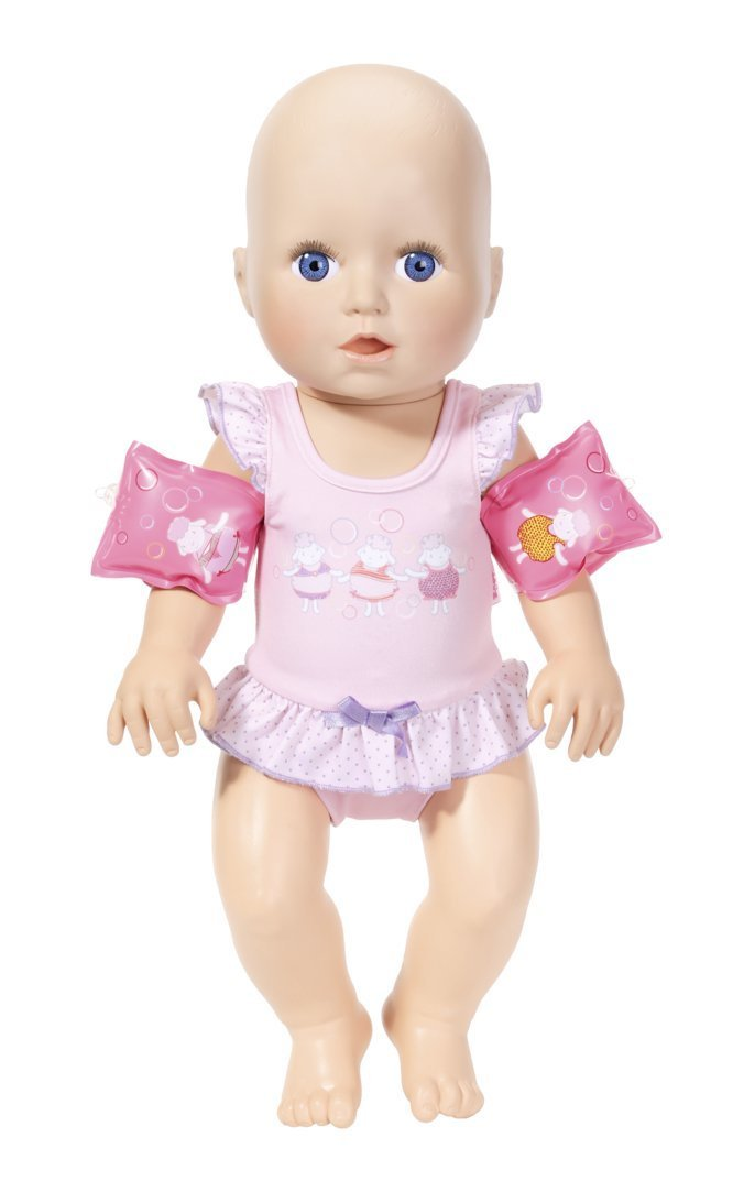 Baby Annabell Learns to Swim Doll Zapf Creation 700051