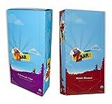 Kid Zbar 18 Chocolate Chip/18 Honey Graham (18 Both Flavors)