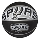 Spalding NBA San Antonio Spurs Courtside Rubber Basketball
