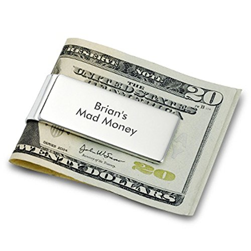 Personalized Money Clip Classic (Kensington Clips)