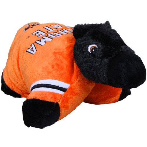 Fabrique Innovations NCAA Pillow Pet, Oklahoma State Cowboys