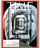 img - for TIME magazine (aug 1, 2016) In Search of Hillary book / textbook / text book