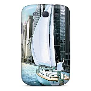 Galaxy S3 Case Bumper Tpu Skin Cover For Boating 2 Accessories