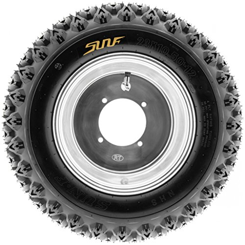 SunF ATV UTV A/T 23x11-10 All Trail 4 PR Tubeless Replacement Tire G003, [Single] by SunF (Image #4)