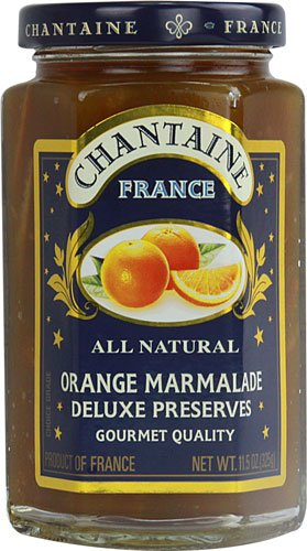 St. Dalfour Chantaine Deluxe Preserves All Natural Orange Marmalade -- 11.5 oz - 2 pc