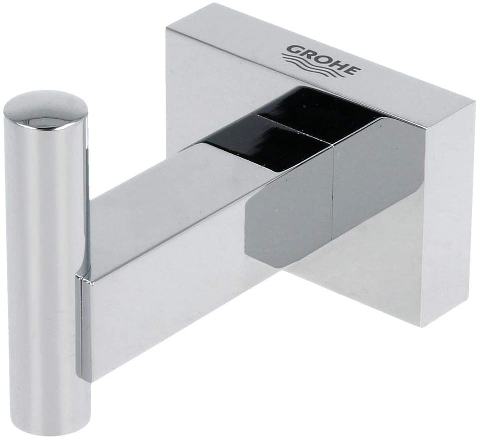 GROHE 40656001Essentials Authentic Robe HookChrome