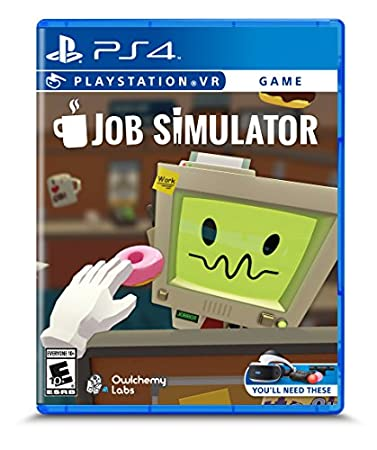 PSVR Job Simulator - PlayStation 4