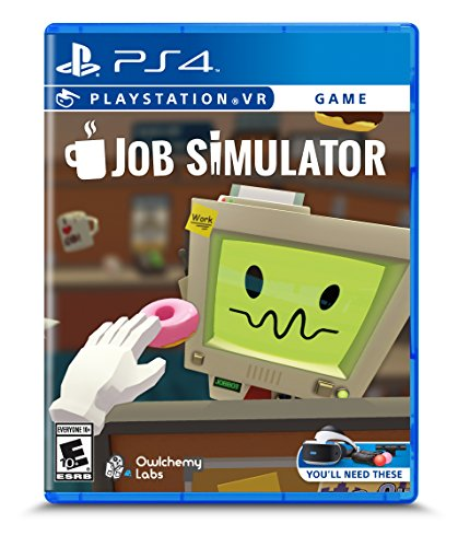 Job Simulator - PlayStation VR by Sony