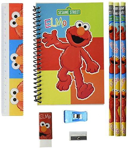 Elmo Stationery Set - Red