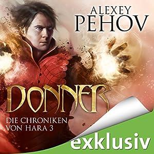 Donner (Die Chroniken von Hara 3) Hörbuch