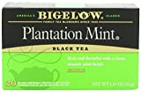 Bigelow, Plantation Mint Tea, 20 Tea Bags, 1.18 oz (33 g) by Bigelow