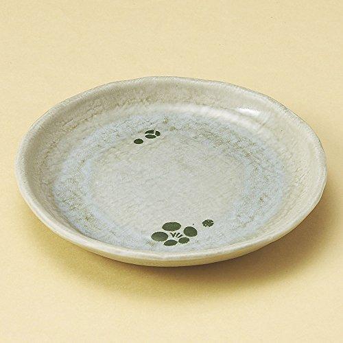 (Maruben plum vodka round dish [ 13.8 x 2.3cm ] 260g Japanese dish plates traditional oriental asian)